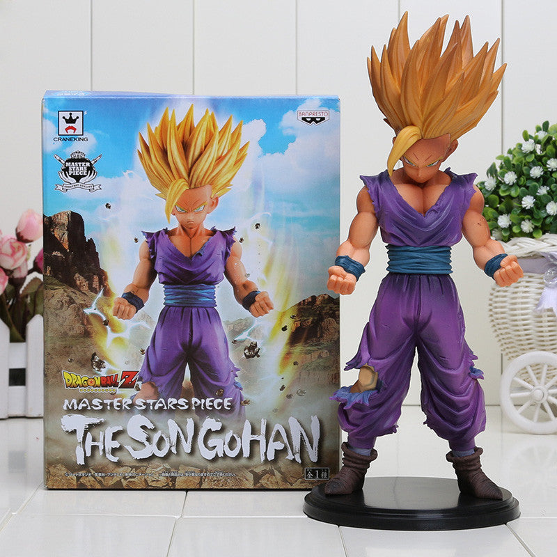 Dragon Ball Z Super Saiyan Son Gohan Son Goku Kakarotto pvc Toy