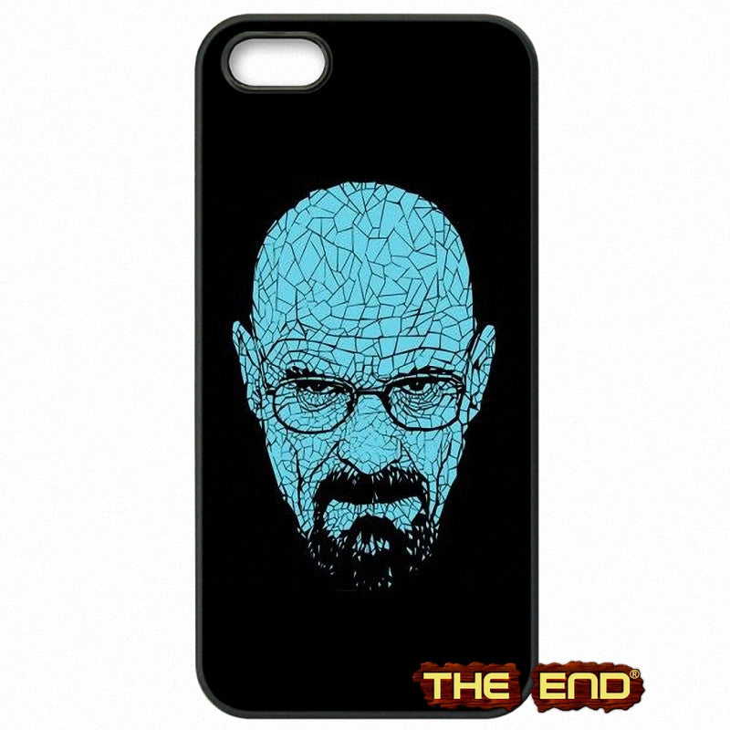 Walter White Blue Breaking Bad Phone Case