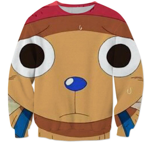 Chopper Cry 3D Shirts