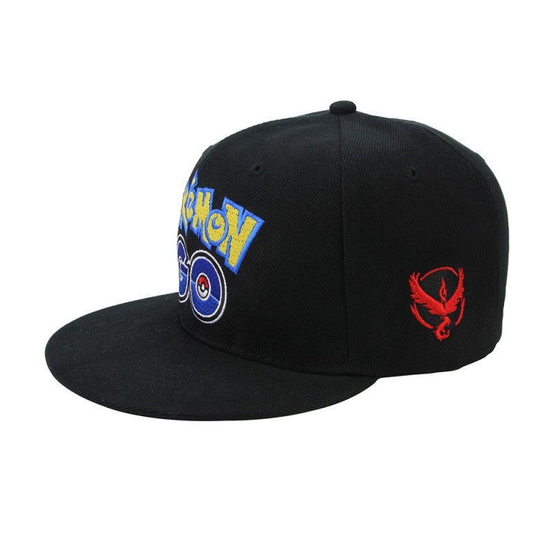 Pokemon Go Embroidered Hat