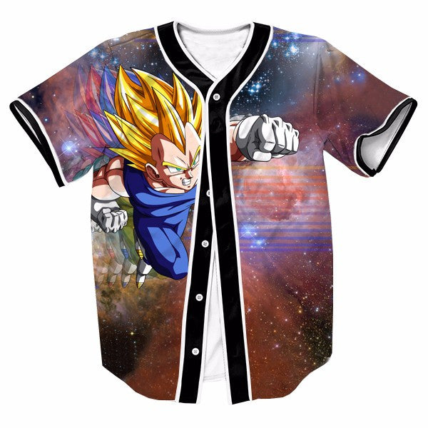 Vegeta Galaxy New Shirts