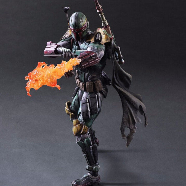 Bounty Hunter Boba Fett PVC Toy