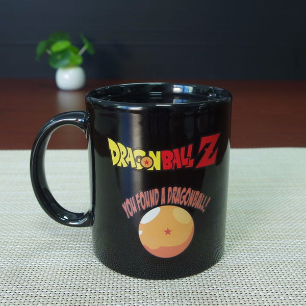 Goku Saiyan God Color Changing God Mugs