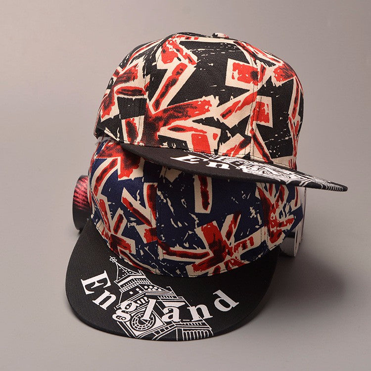 England Flag Hat