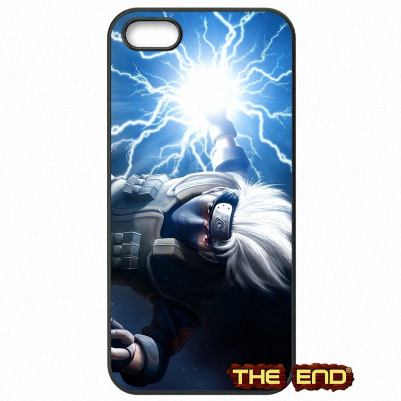 Kakashi Twin Lightning Blade Phone Case