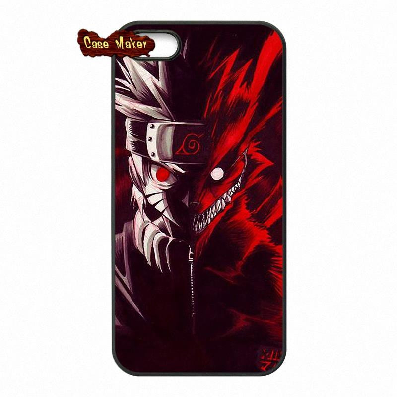 Naruto Half Demon Phone Case