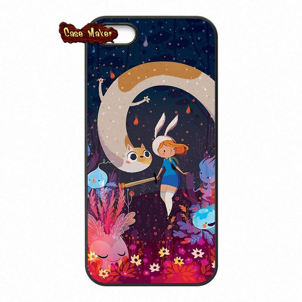 Adventure Time Behance Illustration Phone Case
