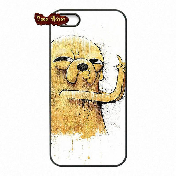 Adventure Time Jake Draw Phone Case