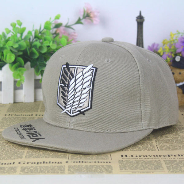 Anime Attack On Titan Hat