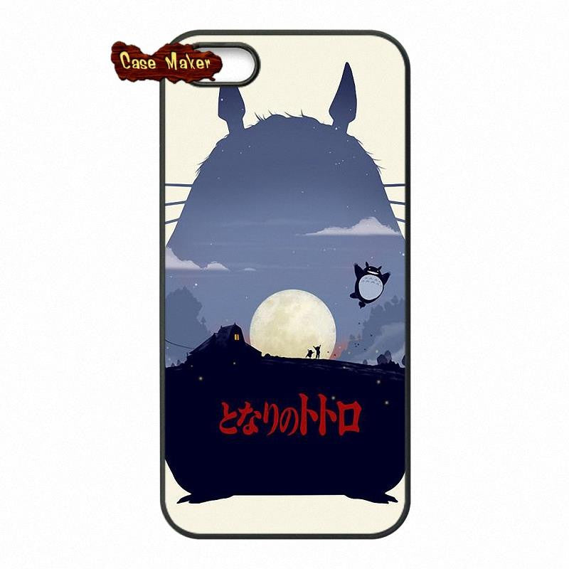 Totoro Star And Moon Phone Case