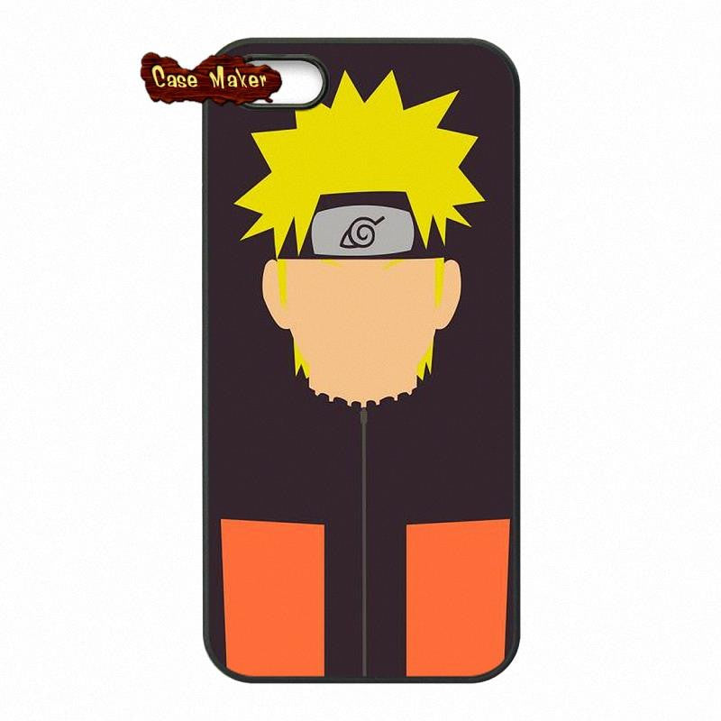 Naruto Paint Phone Case
