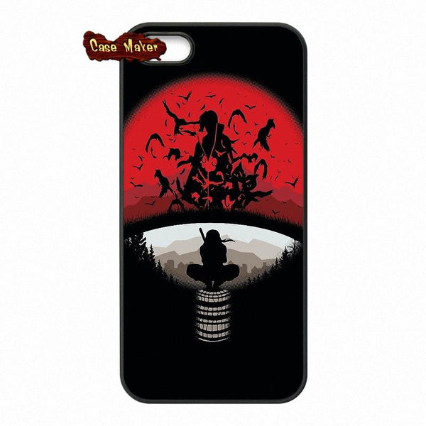 Itachi Uchiha Wallpaper Phone Case
