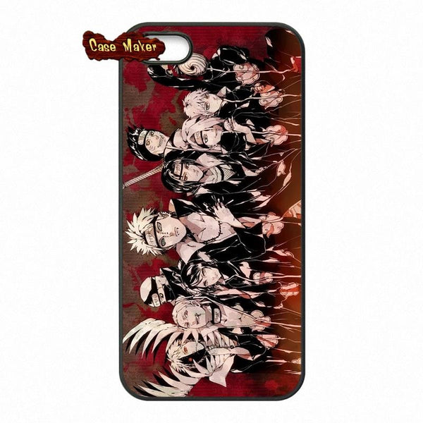 Fairy Tail Group Shot Red Cell Phone Case