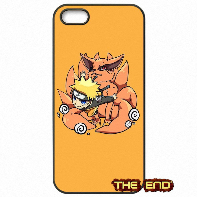 Naruto Baby Kurama Loving Phone Case