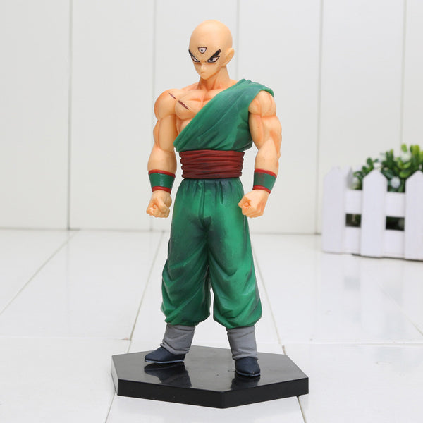 Anime Dragon Ball Z Resurrection F Tien Shinhan PVC Toy