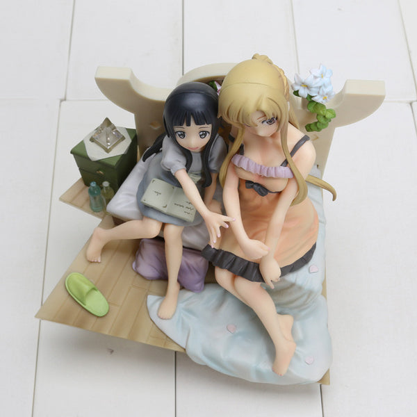 Sword Art Online Mother And Daughter Asuna & Yui PVC Toy