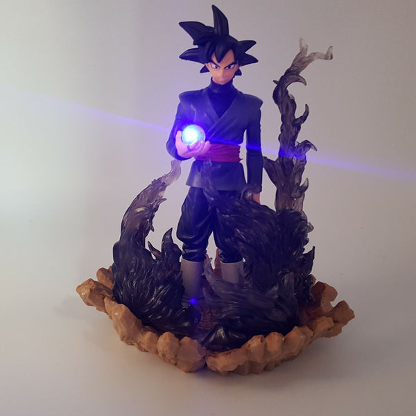 Black Goku Led Light