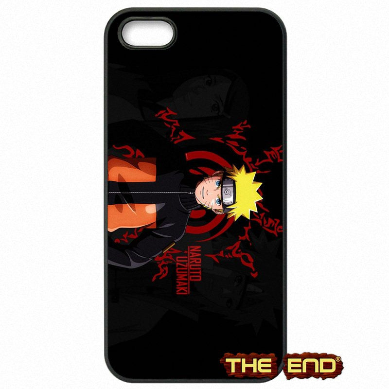Naruto Uzumaki 5 Phone Case