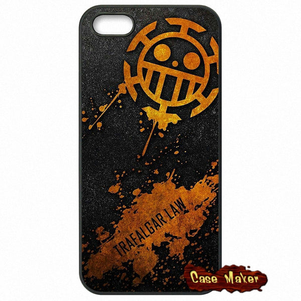 One Piece Law Flag Phone Case