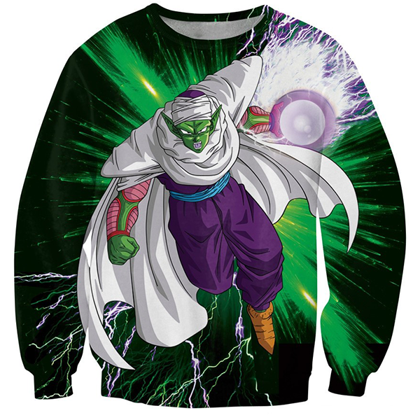 Piccolo 3D Printed Shirts