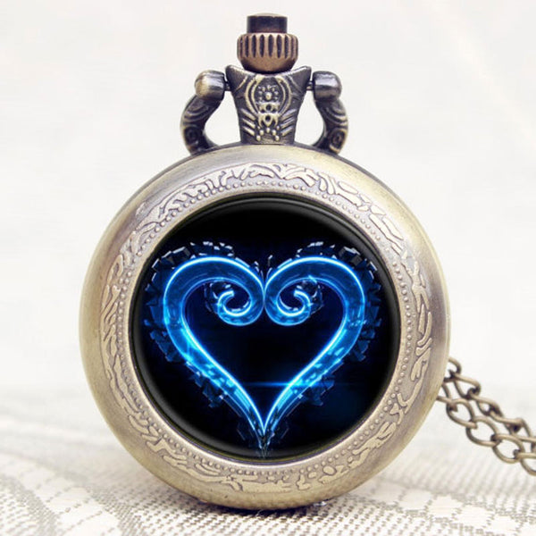 Kingdom Hearts Pocket Watch
