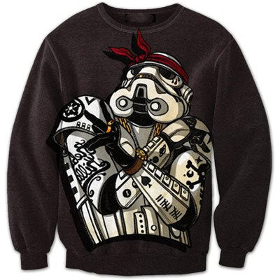 Stormtrooper Cool 3D Shirts