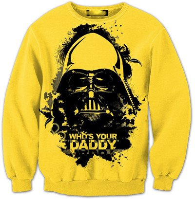 Who's Your Daddy 3D Shirts
