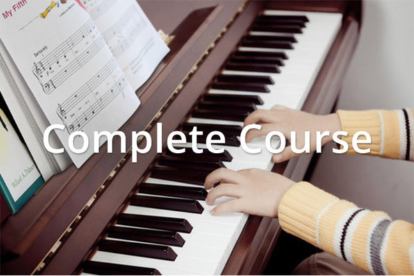 Alfred's Basic Piano Complete Levels Course