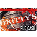Gritty Gift Card