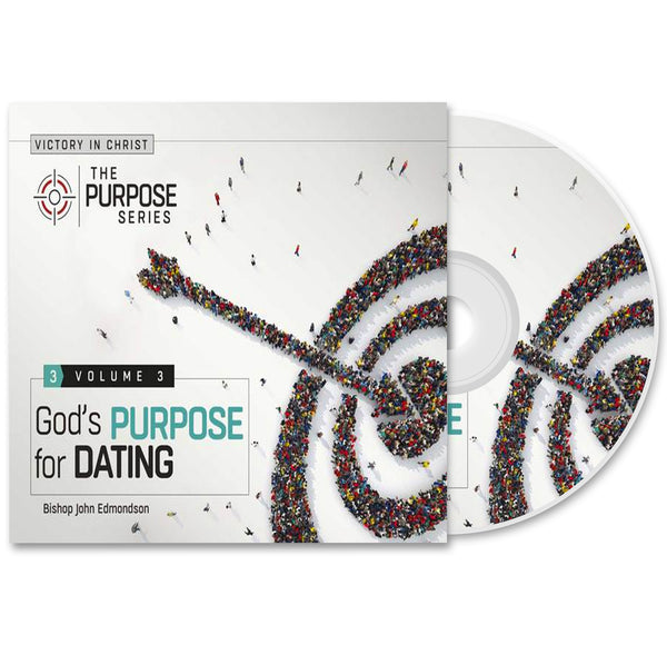 CD: God's Purpose for Dating [The Purpose Series | Volume 3]