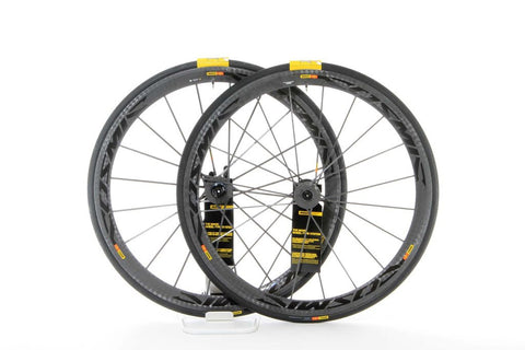 2017 Mavic Cosmic Ultimate Demo Wheel Set - Full Warranty