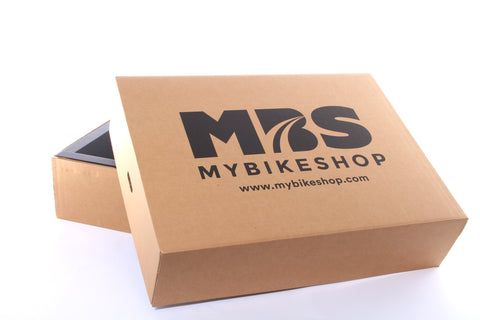 My Bike Shop Incredibly Awesome and Reusable Shipping Box