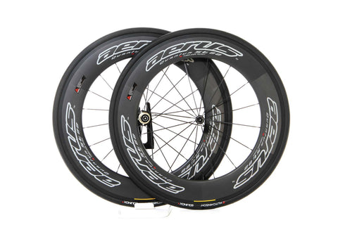 2017 Aerus Quantum SL88 Carbon Clincher Wheel Set - My Bike Shop  - 1