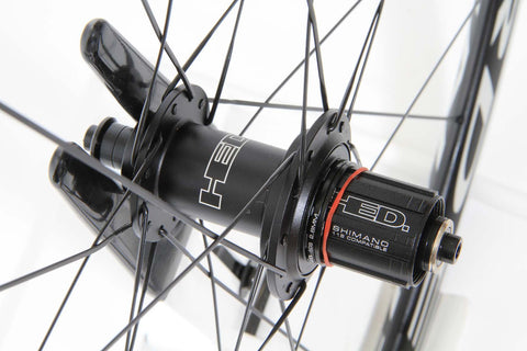 2017 HED Ardennes Feather LT Road Wheel Set - New - Full Warranty - My Bike Shop  - 3