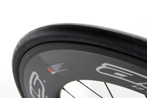 2017 Aerus Quantum SL88 Carbon Clincher Wheel Set - My Bike Shop  - 4