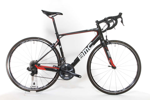 2013 BMC Gran Fondo 01 (GF01) Ultegra Di2 Compact Demo - 54cm - My Bike Shop  - 2