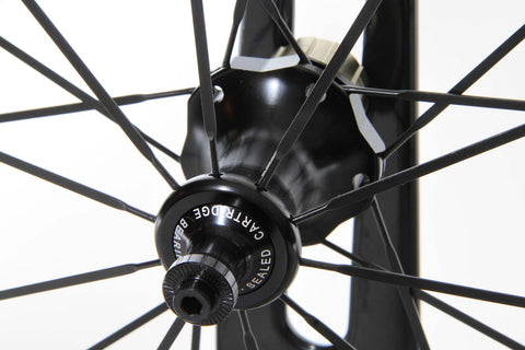 2017 Aerus Quantum SL88 Carbon Clincher Wheel Set - My Bike Shop  - 5
