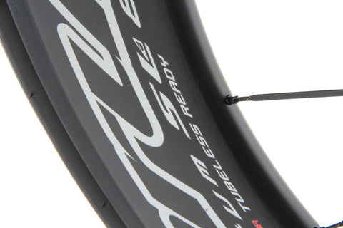 2017 Aerus Quantum SL88 Carbon Clincher Wheel Set - My Bike Shop  - 7