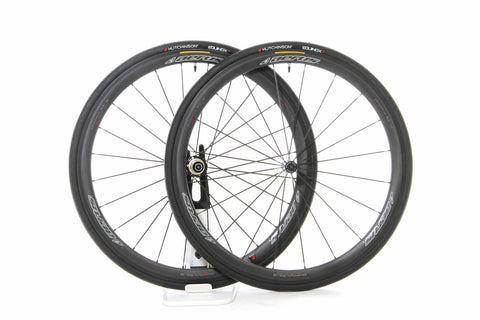 2017 Aerus Quantum SL 38 Carbon Clincher Wheel Set - My Bike Shop  - 1