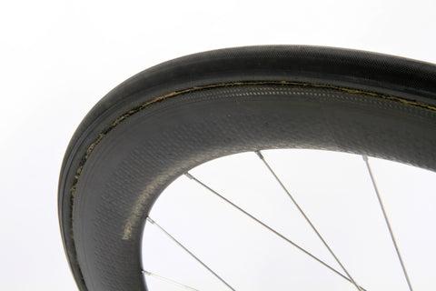 2011 Zipp 404 Tubular Rear Wheel - Chris King 11-Speed