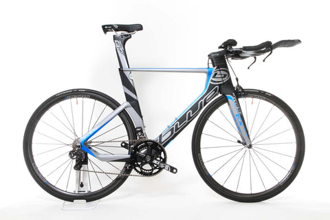 2016 Blue Triad EX Ultegra Di2 - New - Full Warranty - My Bike Shop  - 1