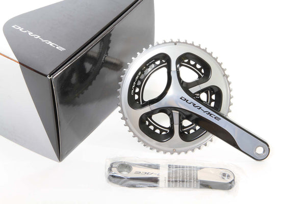 Shimano Dura-Ace 9000 Crank Set - 50/34t - 172.5mm - My Bike Shop  - 1