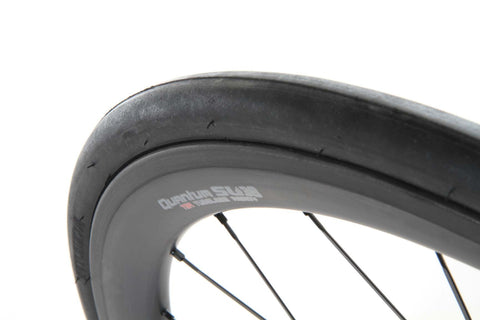 2017 Aerus Quantum SL 38 Carbon Clincher Wheel Set - My Bike Shop  - 4