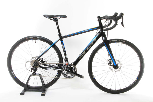 2016 Blue Prosecco AL Shimano 105 - New - Full Warranty - My Bike Shop  - 1