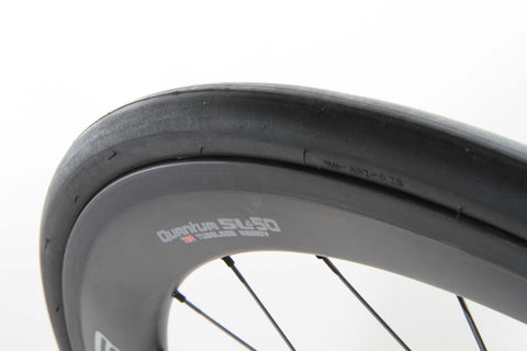2017 Aerus Quantum SL 50 Carbon Clincher Wheel Set - My Bike Shop  - 4