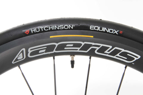 2017 Aerus Quantum SL 50 Carbon Clincher Wheel Set - My Bike Shop  - 5