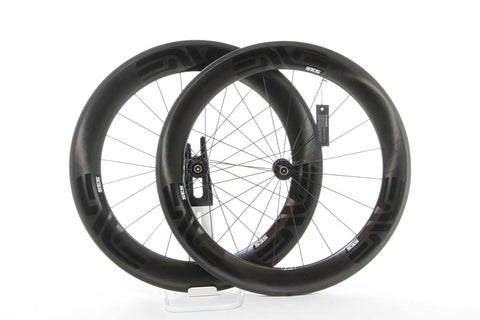 2017 ENVE SES 7.8 Carbon Clincher Road Wheel Set - FREE TIRES AND TUBES! - My Bike Shop  - 1