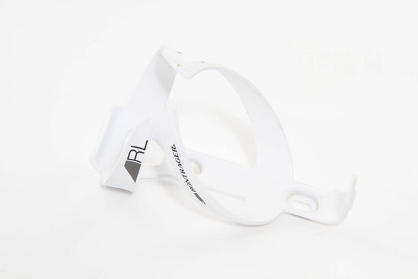 Bontrager Race Lite Fiberglass Bottle Cage - Matte White - My Bike Shop
