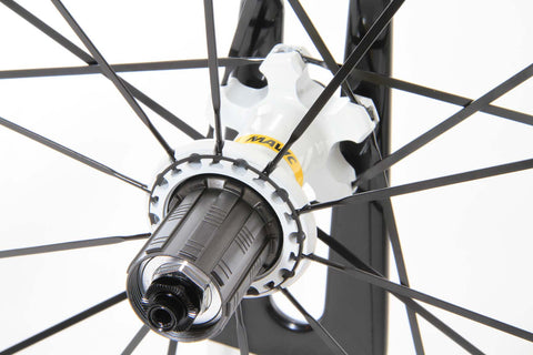 2017 Mavic Ksyrium Elite WTS Road Wheel Set - My Bike Shop  - 13