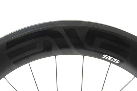 2017 ENVE SES 7.8 Carbon Clincher Road Wheel Set - FREE TIRES AND TUBES! - My Bike Shop  - 6